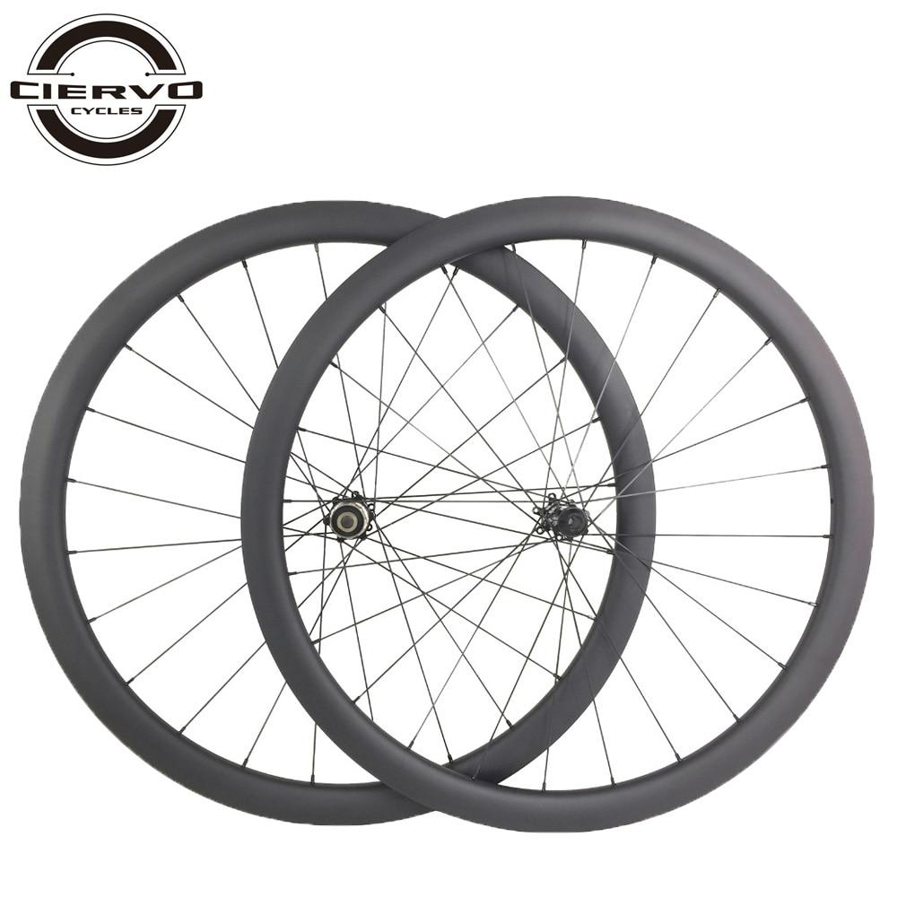 1480g 38mm x 25mm tubeless U shaped road disc carbon wheels straight pull 700c clincher wheelset disk QR 12mm 15mm 135mm 142mm