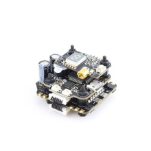 EMAX Mini Magnum 2 F4 35A Flytower 20x20mm 35A 2-6S BLHeli_32 4in1 ESC+F4 Flight Controller OSD+VTX For FPV Drone RC Plane f4 flight controller osd integrated pdb 4 pcsblheli 32 bit 35a 2 5 s esc built in led for fpv quadcopter rc