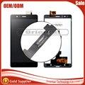 Preço de atacado display lcd + touch screen digitador para bq aquaris e5 fhd ips5k0760fpc-a1-e preto frete grátis