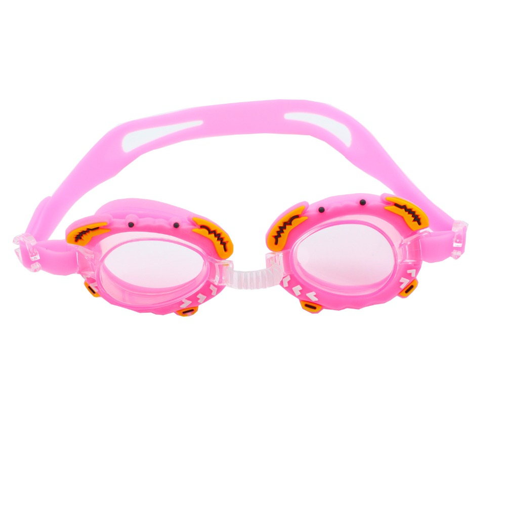 Children Outdoor Water Sports Swimming Glasses Goggles Underwater Diving Eyeglasses Eyewear Swimwear For Men Women   Children w/