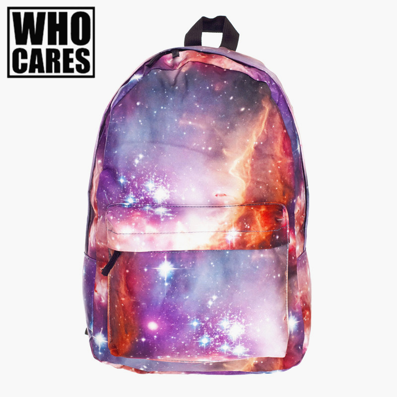 Fashion Unisex Stars Universe Space Printing Backpack School Book Backpacks British-flag Shoulder Bag fashion unisex stars universe space printing backpack school book backpacks british flag shoulder bag night sky backpacks h308