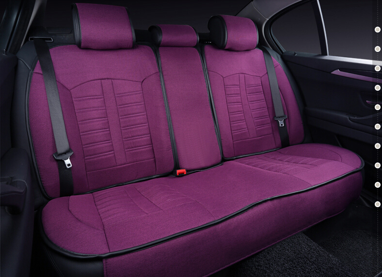 New Special car seat covers for Mitsubishi Pajero Sport 5seats