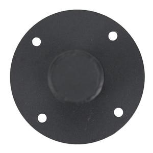 Image 4 - GHXAMP professionnel haut parleur support métal fer fond siège scène son support de montage trou plateau Base pour moins de 15 pouces haut parleur 2 PC