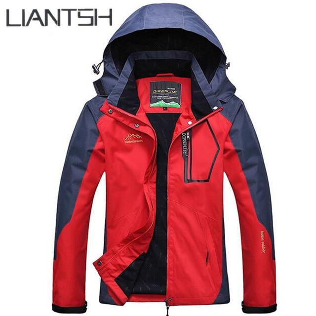 Travel Trekking Spring Rain Windproof Hiking Jacket Men, Best ...