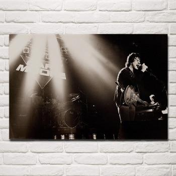GARY-pósteres de música de concierto de metal pesado blues rock KD269, decoración...