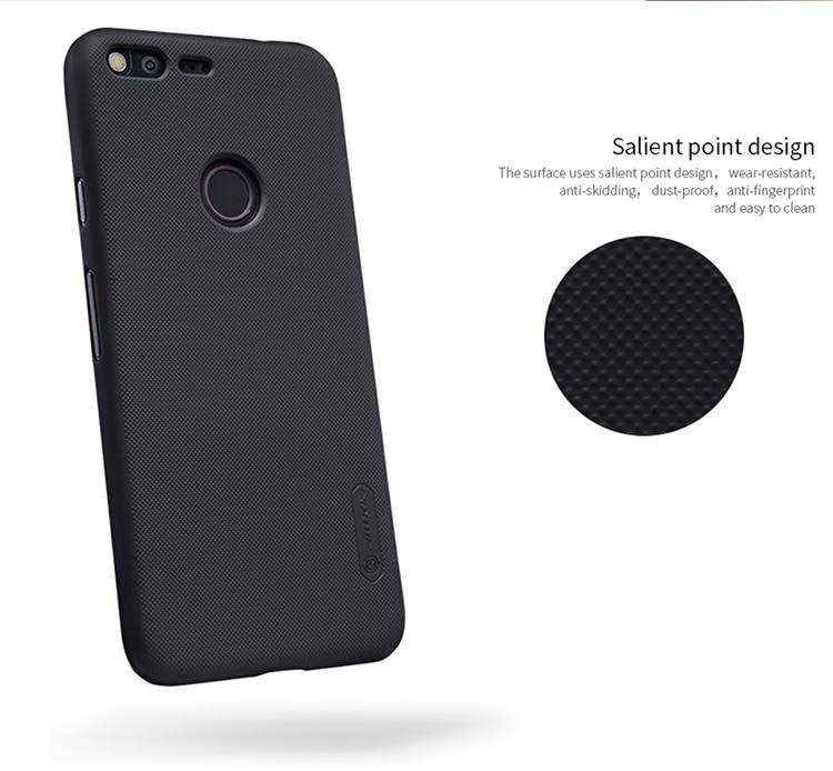 Original For Google Pixel/ For Google Pixel XL Case Cover Hard PC Matte Shield Phone Case For Google Pixel XL Back Cover
