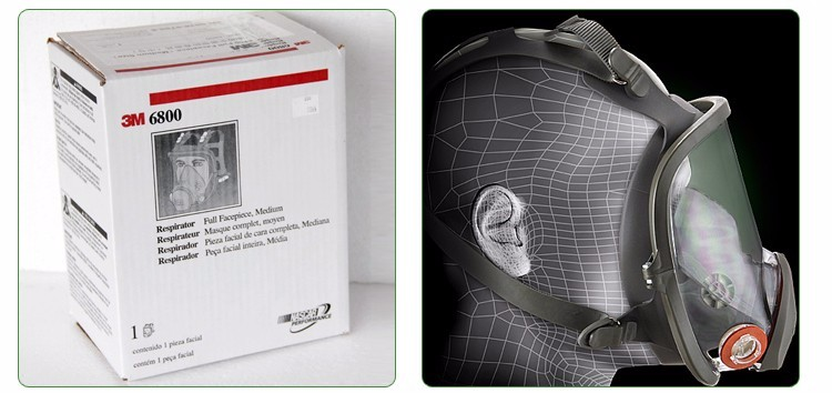 Romantic 3m 7502+2091 Dust Mask Respirator Set Half Facepiece Reusable Anti-dust Mask Respiratory Protection 99.97% Filter Efficiency Back To Search Resultssecurity & Protection