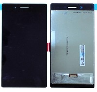 NEW LCD Display Panel Touch Screen Digitizer Sensor Assembly For Lenovo TAB3 730 Tab 3 730