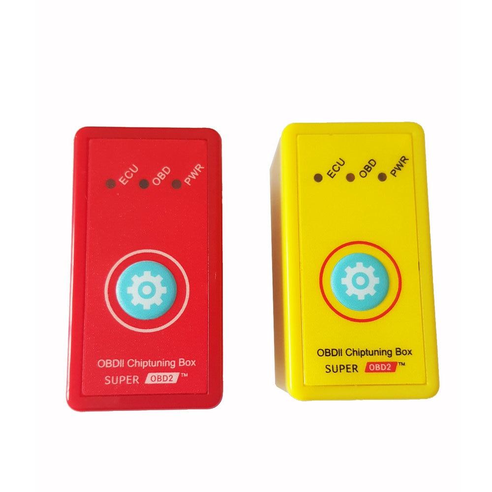 Prix pour Super OBD2 De Voiture Chip Tuning Box Plug And Drive SuperOBD2 Plus puissance/Plus de Couple Comme Nitro OBD2 Chip Tuning NitroOBD2 Puce Tuning