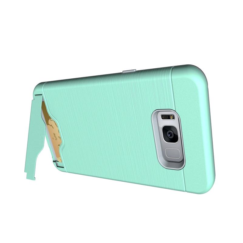 Case for Samsung Galaxy S8 S8 Plus հետևի կափարիչի - Բջջային հեռախոսի պարագաներ և պահեստամասեր - Լուսանկար 3