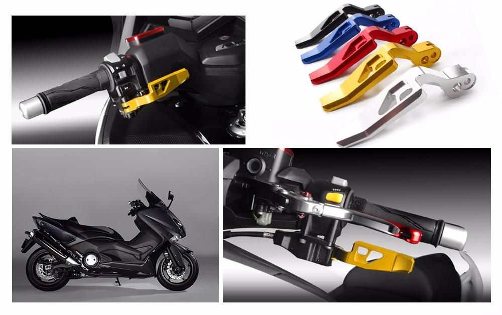 Аксессуары для мотоциклов Мотоцикл cnc подставки Рычаг стояночного