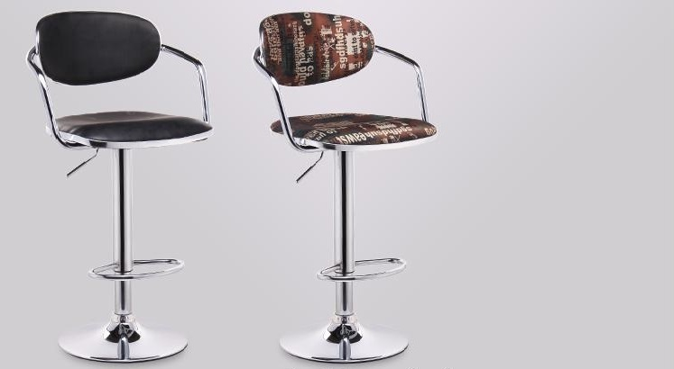 North American hairdressing salon rotating chair free shipping stool furniture shop retail wholesale classroom student chair furniture shop stool retail and wholesale free shipping