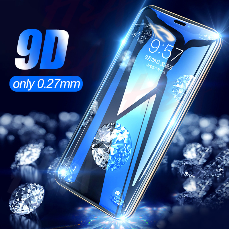 H&a 9D Curved Edge Protecting Glass For Huawei P20 Lite 0.26Mm Tempered Display screen Protector For Huawei P20 P20 Professional Glass Movie