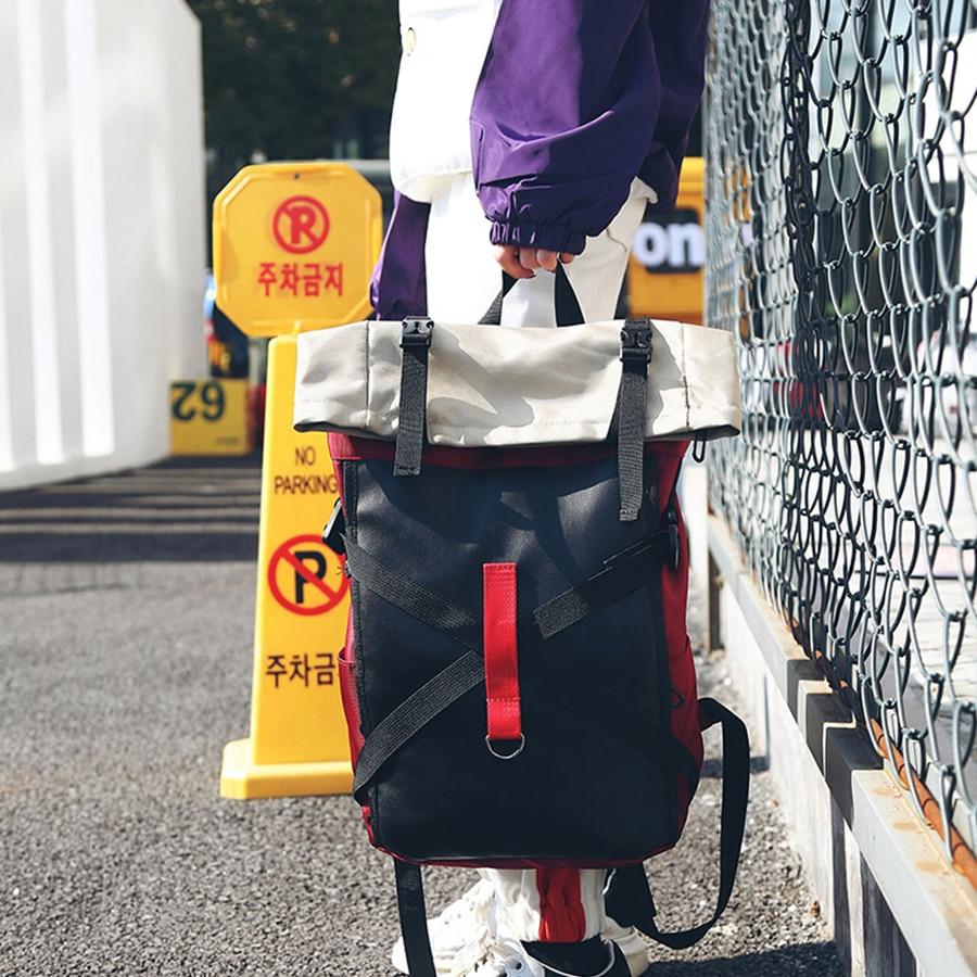 1004.34руб. 46% СКИДКА|Нейлоновые женские сумки для книг Harajuku, большая вместительность, школьные сумки для подростков, дорожная сумка для студентов колледжа, Mochila Bolsa, сумка на плечо для компьютера-in Рюкзаки from Багаж и сумки on AliExpress - 11.11_Double 11_Singles' Day - Все по плечу