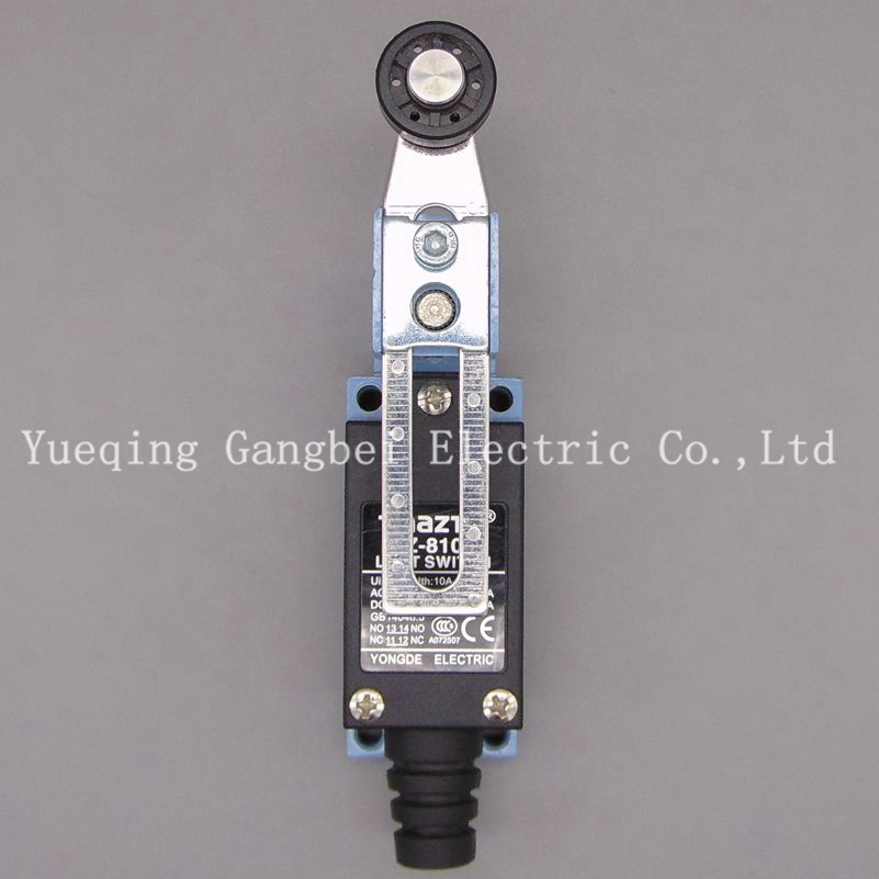 ME-8108 tmaztz waterproof Limit switch Micro switch TZ-8108 10pcs long straight hinge lever spdt micro limit switch v 153 1c25