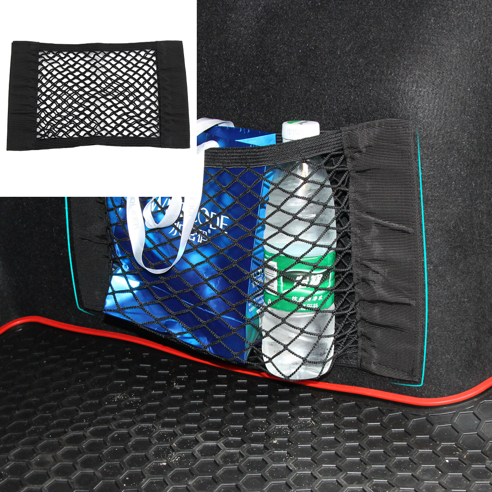 Car Trunk Nylon Rope Net /luggage net with backing For Nissan Teana X-Trail Qashqai Livina Tiida Sunny Geniss,Juke,Almera