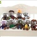 1 шт. 30 см 2016 Новый стиль творческие растения против зомби плюшевые игрушки детские игрушки мультфильм кукла хэллоуин подарок для детей