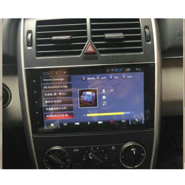 2GB RAM Android 6.0 CAR DVD GPS player For Mercedes-Benz A-Class W169 A150 A170 Benz B-Class W245 B170 B200 Viano W315 W318 WIFI