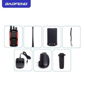 Image 3 - BF999S портативная рация Baofeng 5 Вт 1800 мАч UHF 16 каналов на большие расстояния портативная двухсторонняя рация простая в эксплуатации надежный конмуникатор