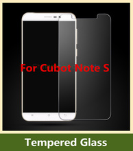 9H Cubot Note S Tempered Glass High Quality Screen Protector Film For Cubot Note S Phone Protective Accessories Free Shipping