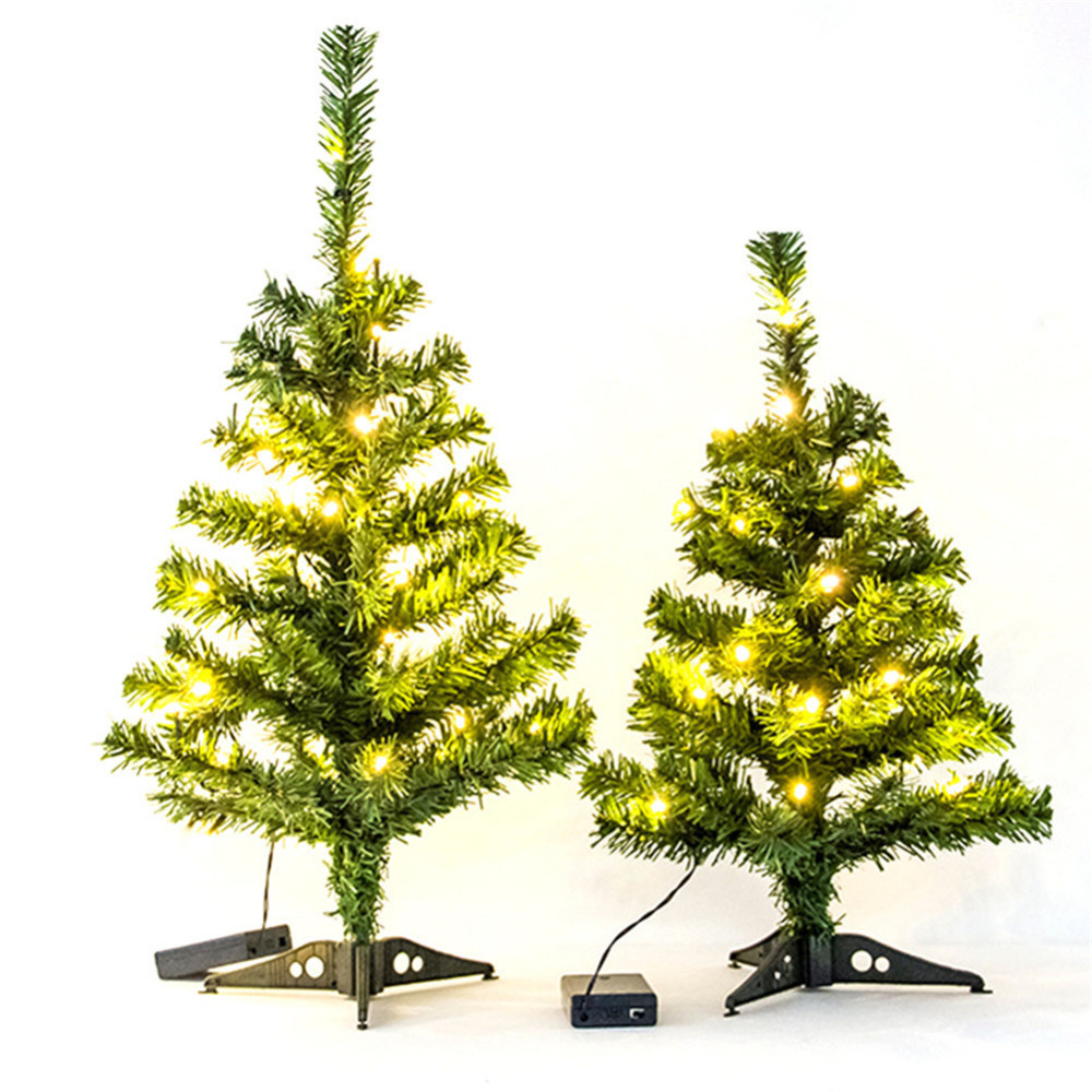 Aliexpress.com : Buy 2018 DIY Christmas Tree with Glow LED Lights ...