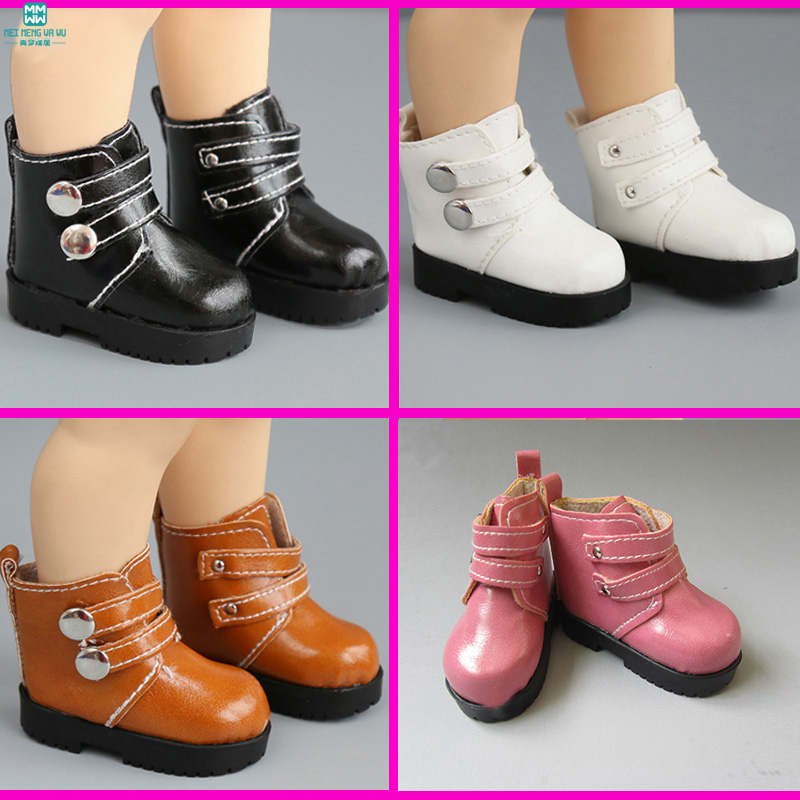 Doll Accessories Mini Shoes wholesale ulticolor 7.2cm Little Boots - Dolls and Stuffed Toys