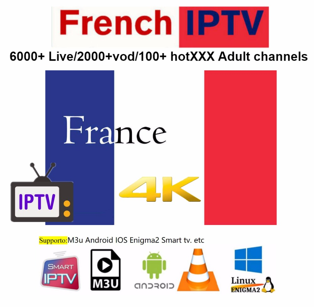 6000 + promotion en direct SUNAtv Francese abbonamento Iptv In Diretta TV VOD Film canali Francese Arabo UK Europa un anno Smart TV