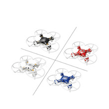 2016 Free Shipping FQ777 -124 Remote Control Airplane Mini Quadcopter Right Hand Throttle Mode Remote Control Airplane Toys