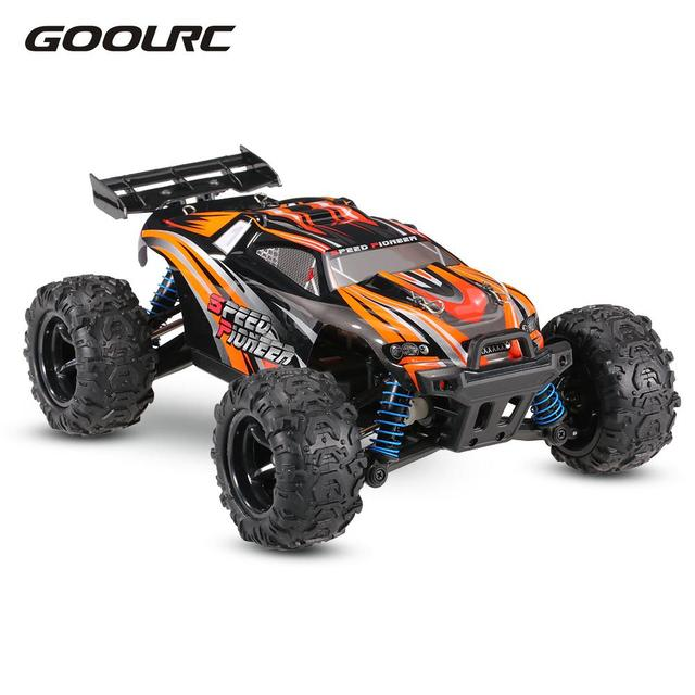 RC Car Original NO.9302 Speed 1/18 2.4GHz 4WD Off-Road Truggy High Speed RC Toy Cars Racing Car RTR Toys For Boys Remote Control