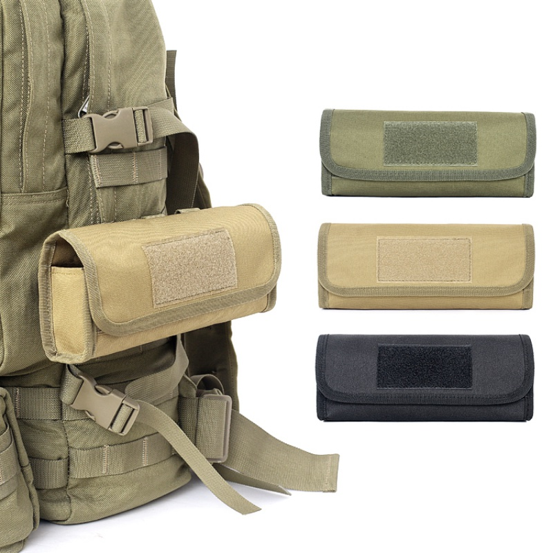 18 Round Hunting Ammo Bags Military Army Tactical Molle 12Gauge 12GA Shell Pouch Bandolier Cartridge Holder Magazine Pouches