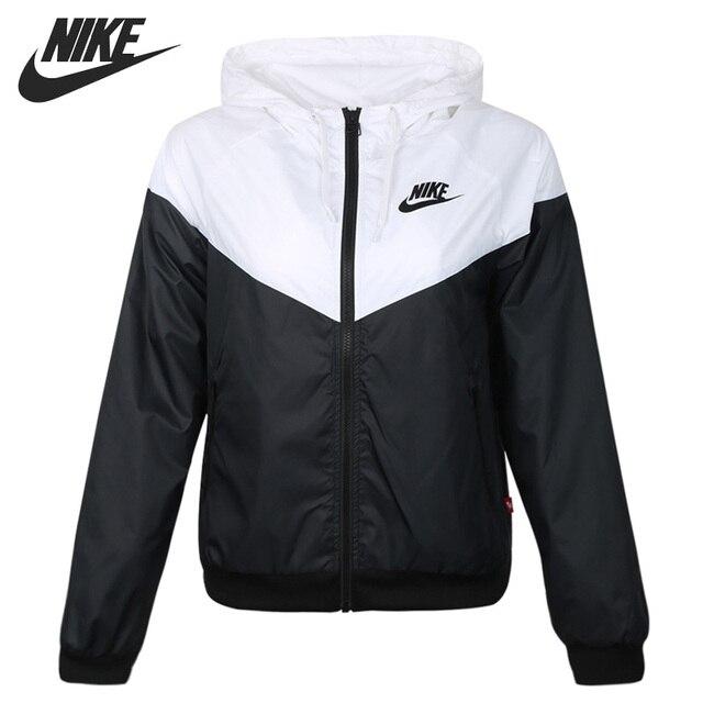 557878591895 Original New Arrival 2019 NIKE AS W NSW WR JKT Women s Jacket Hooded  Sportswear