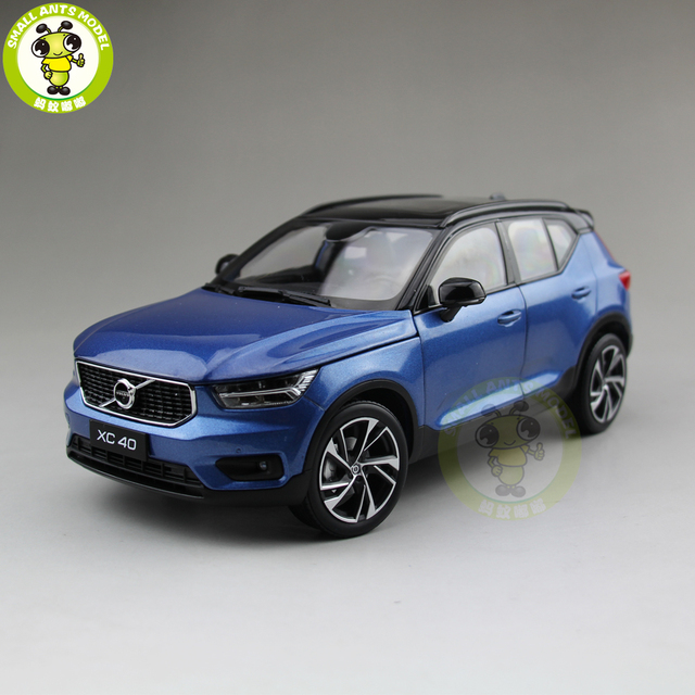 1/18 NEW Volvo XC40 SUV Diecast Metal Car SUV Model Boy