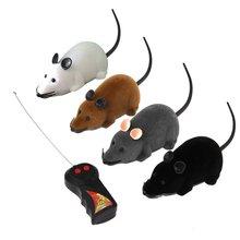 """Пульт дистанционного управления Управление игрушка крыса, мышь для кошки Беспроводной перемещение Мышь электронная радиоуправляемая игрушка """"мышь"""" игрушки для домашних котов Мышь для детских игрушек, Лидер продаж"""