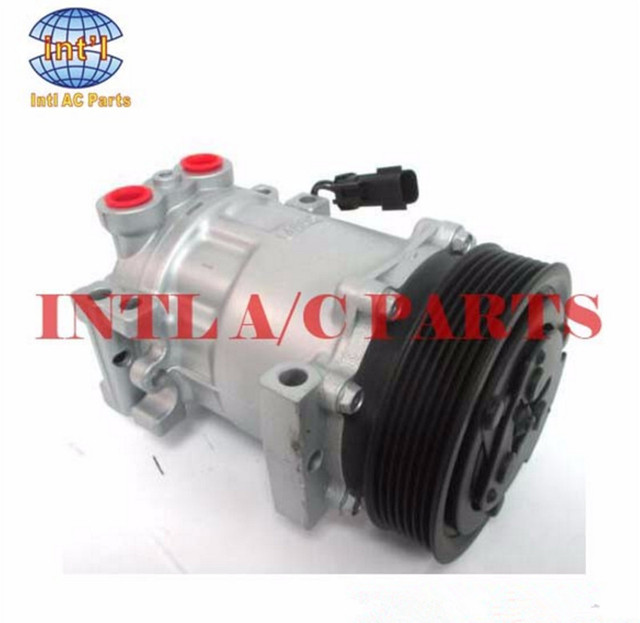 US $75 0 |4360 4683 4692 4723 4725 4748 SD7H15 auto ac compressor for Dodge  Dakota/ Ram/Durango 55055540 682 00497 55055802AD 55055802AE-in