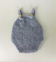 Cheapest Newborn Knit Mohair Prop Knit Romper Set Diaper In Lace Mohair Newborn Photography Props 0