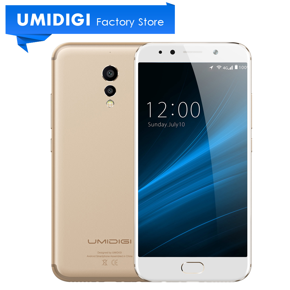 UMIDIGI S 4G Smartphone Global Version MTK Helio P20 Octa-Core New Original Mobile Phone 4GB RAM 64GB ROM Smart Mobile Phone