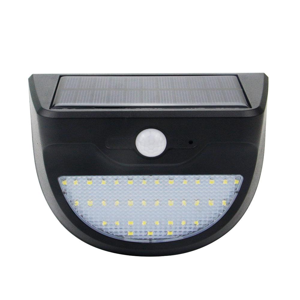 Waterproof 37 LED Solar Light Solar Panels Power PIR Motion Sensor LED Garden Light Outdoor Pathway Sense Solar Lamp Wall Light