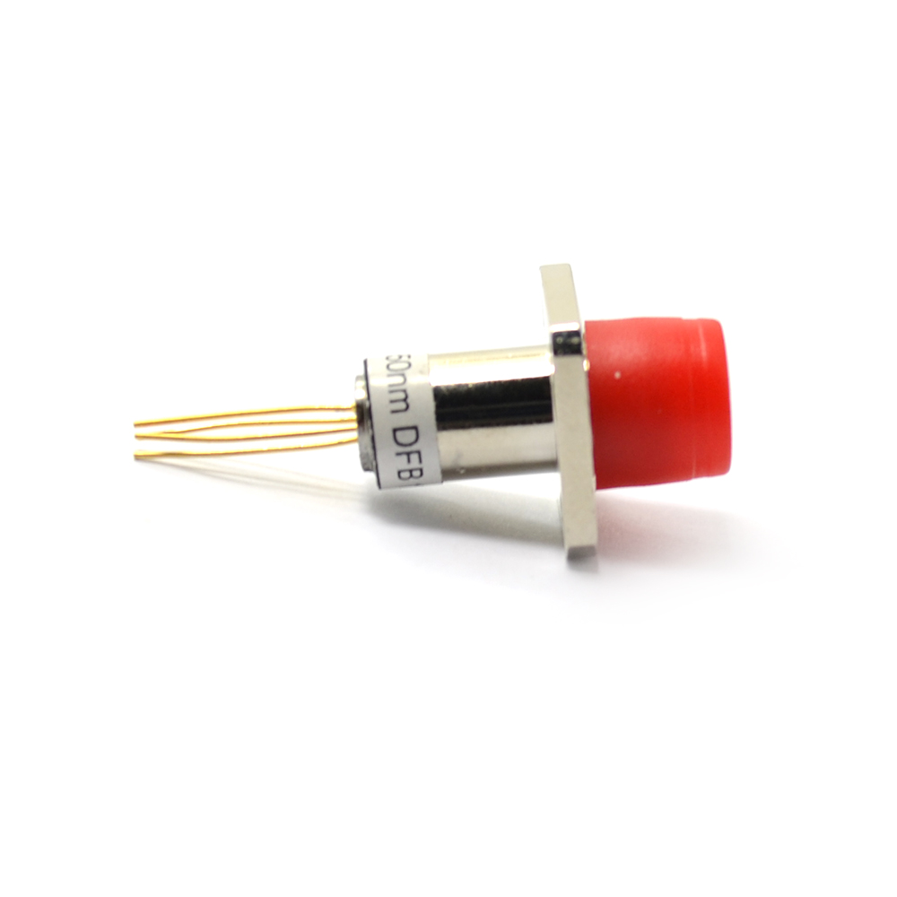 1550nm DFB Laser Diode Fiber Output Power 4mW DJKFC Case Package High Quality Industry Lab Lazer