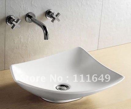Badkamer Wastafel Kast : Keramische badkamer aanrechtblad wassen handwas kom toilet