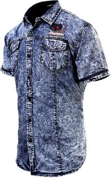 Summer Washed Mens Shirts 1