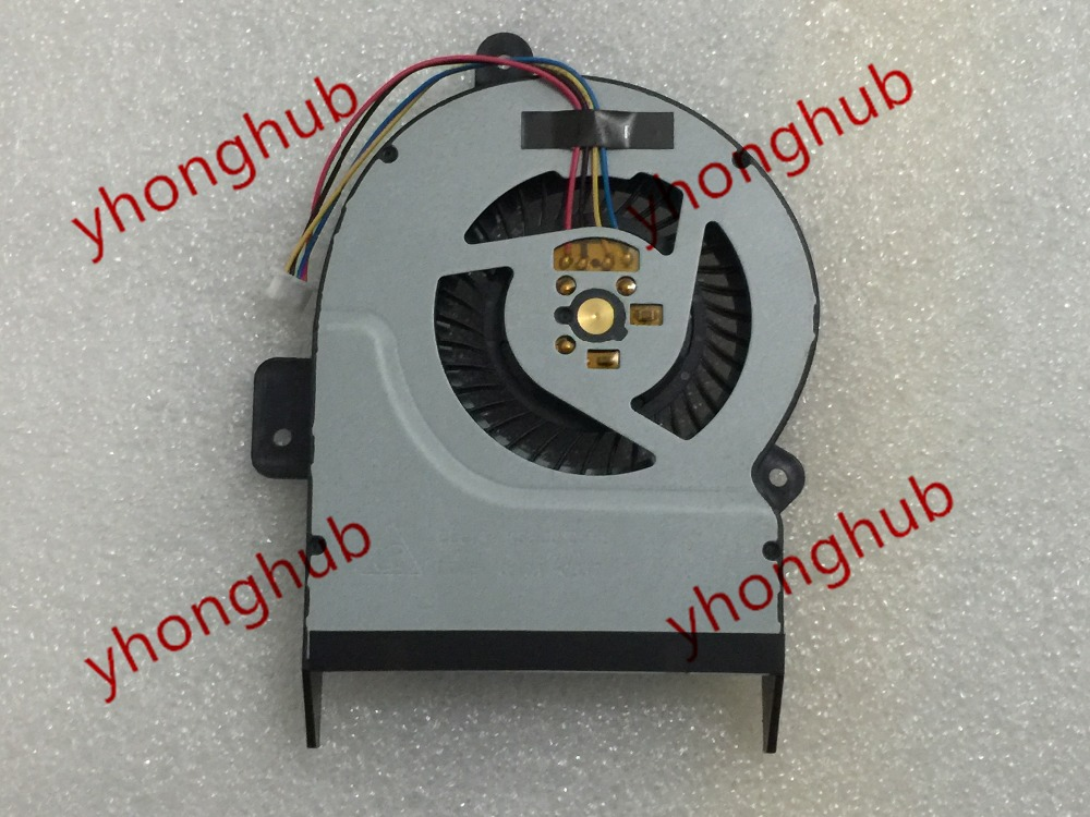 Free Shipping For DELTA KSB06105HB, -CB37 DC 5V 0.40A 4-wire 4-pin connector 40mm Server Baer Cooling fan free shipping for delta ksb05105hc dc 5v 0 45a 4 wire 4 pin connector 40mm server laptop cooling fan