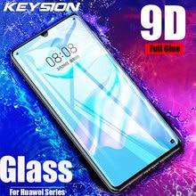 KEYSION Gehärtetem Glas für Huawei P30 P20 Lite P Smart Y9 Y7 Y6 Y5 2019 Telefon Bildschirm Schutz für honor 20 10i 10 lite 8X 9X