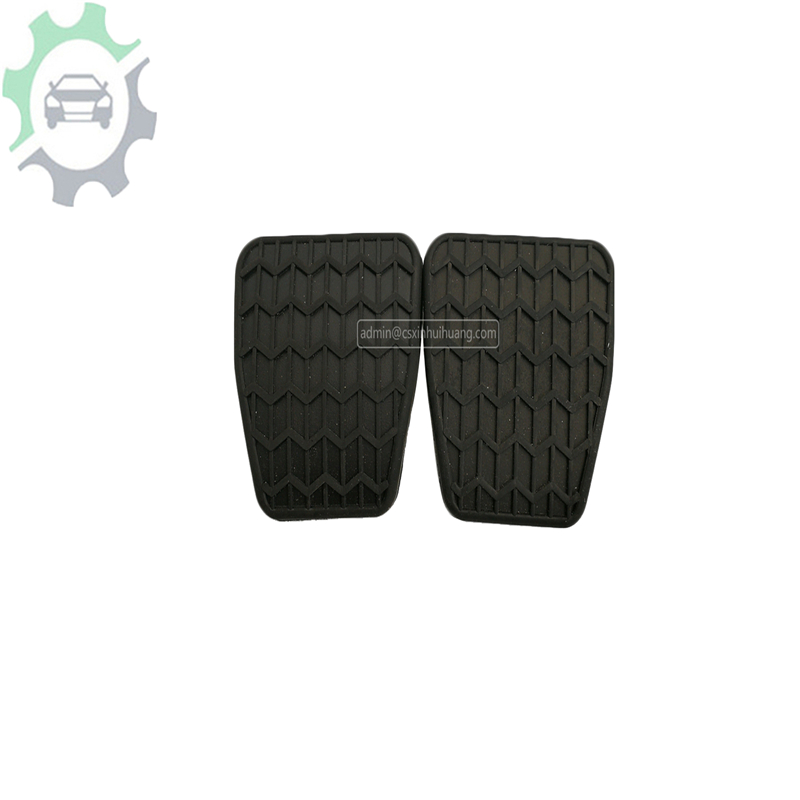 Clutch Rubber Sleeve For Geely Emgrand EC7 SC7 GC7 Car Brake Clutch Pedal Pad Rubber Cover