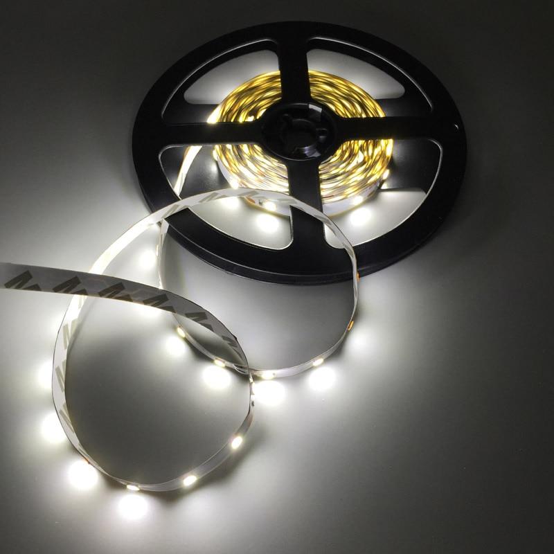 Tiras de Led luz não-impermeável 300 leds 5 Modelo do Chip Led : Smd3528