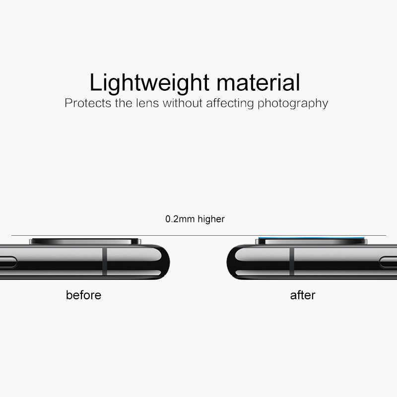 Kamera Kaca Film untuk Huawei P20 Lite/Pro P10 Plus P9 PLUS NOVA PLUS Lensa Kamera Belakang Tidak Tempered kaca untuk HUAWEI Mate 20