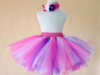 2015 New Three Layers Handmade Tutu Skirt For Baby Girls Retail Ballet Tutus Ball Gown Baby