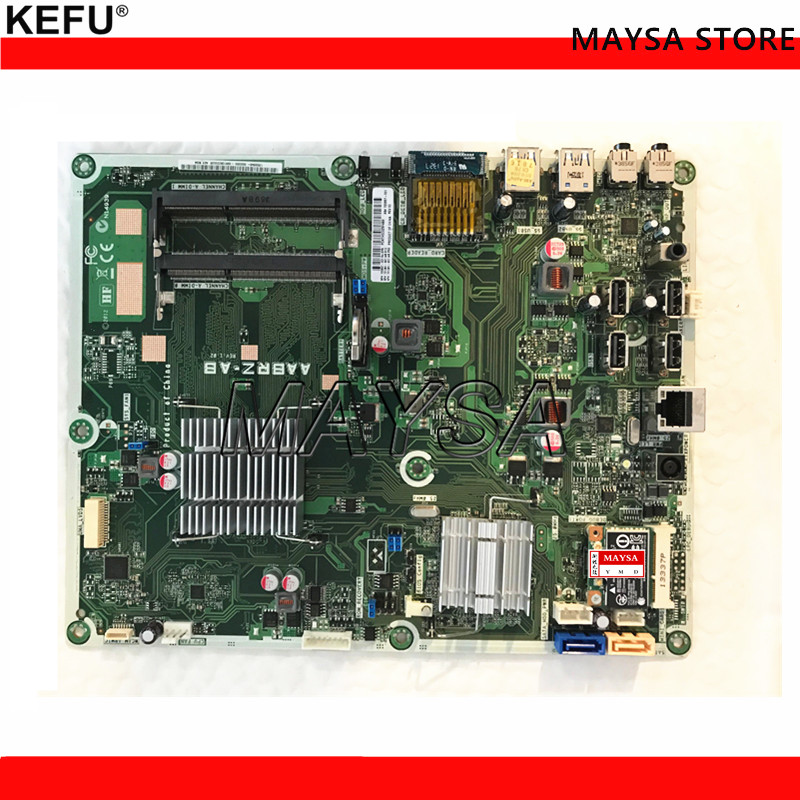 720657-001 721381-501 AABRZ-AB Fit for HP Pavilion 20 All-In-One Motherboard 720657-001 721381-501 AABRZ-AB Fit for HP Pavilion 20 All-In-One Motherboard