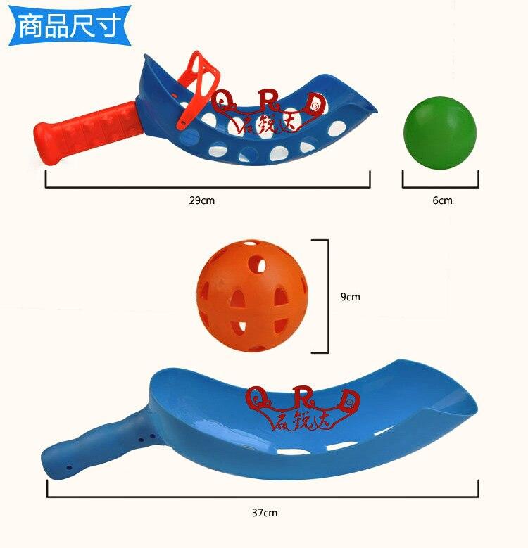 Nueva llegada bola de juguetes al aire libre para niños tirar las - Deportes y aire libre - foto 5