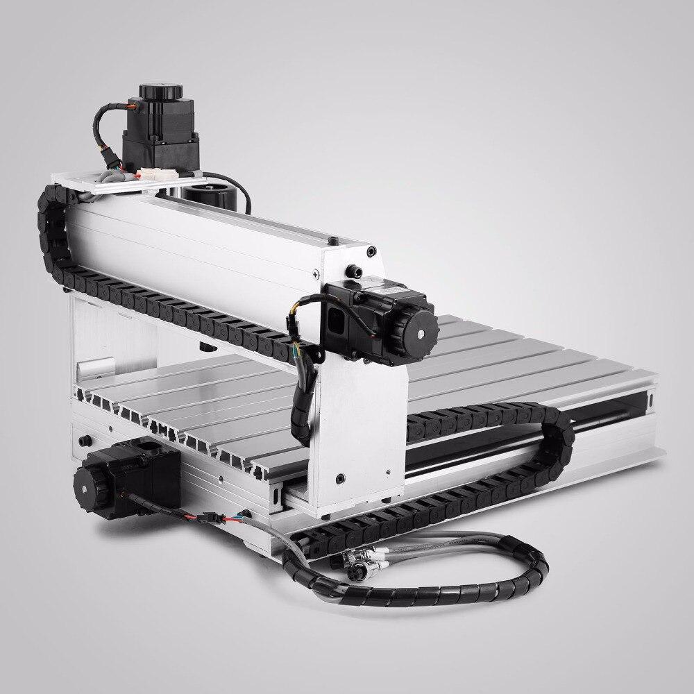 3040T 3 Axis Router Engraving Machine Cutter CNC Desktop USB Engraver Milling Drilling Engraver