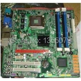 Q45T-AM MotherBoard Q45 DDR3 MBV6307002 Refurbished